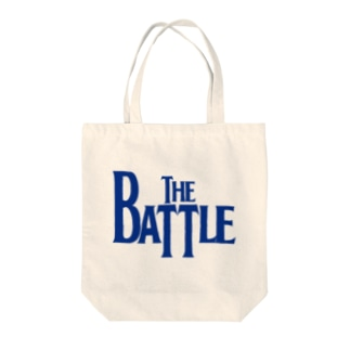 THE BATTLE Tote bags