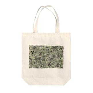 苔藻と七つの大罪はなことば Tote bags