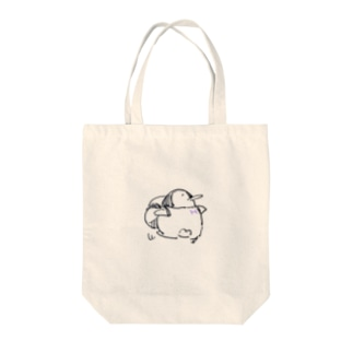 Re:おでかけ Tote bags