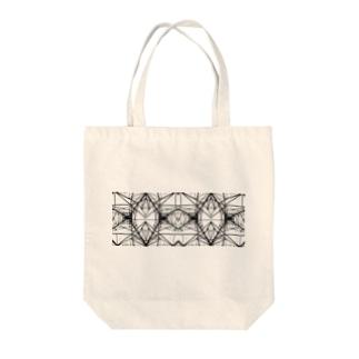 鉄塔No.6 Tote bags