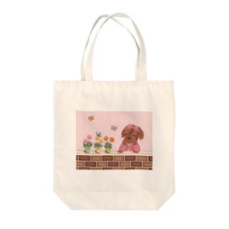 のほほん日和 Tote bags