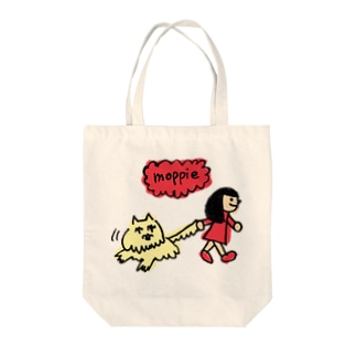 moppie Tote bags