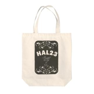 HAL23.COM 2014年5月LOGO Tote bags