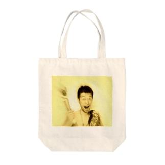 naTive kiTano Tote bags
