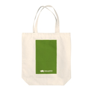 サイのひとa Tote bags