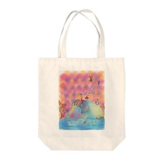 necohair.のかば Tote bags