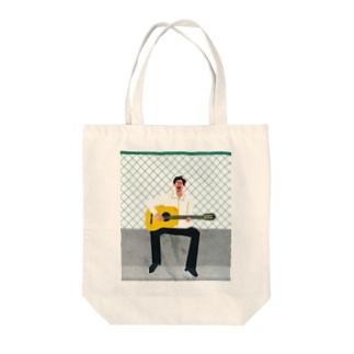 musician isao-san トートバッグ