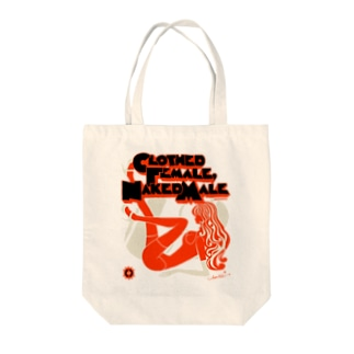 CFNM LOVE DOLL Tote bags