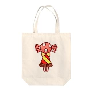 キャンディ・パスタ Tote bags