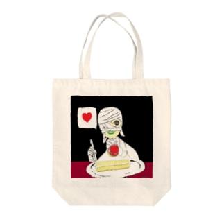 おやつ(大) Tote bags