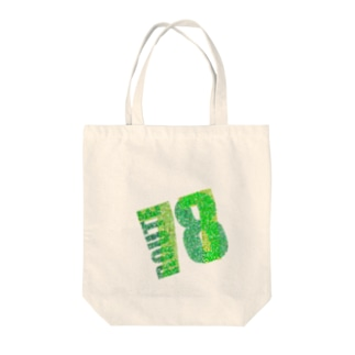 ROUTE 78/77 Tote bags