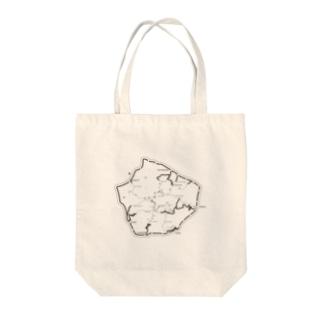 ASCEND A YAKUSHIMA Tote bags