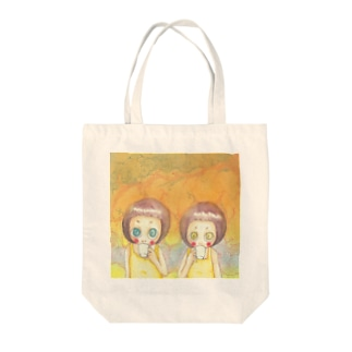 a cup of morning. Tote bags