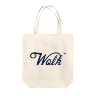 wolk typeA Tote bags