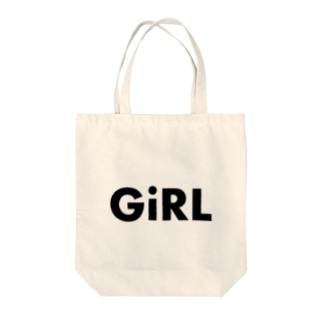 アシベズヘアのGiRL Tote bags
