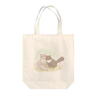 *ねこねこ* Tote bags