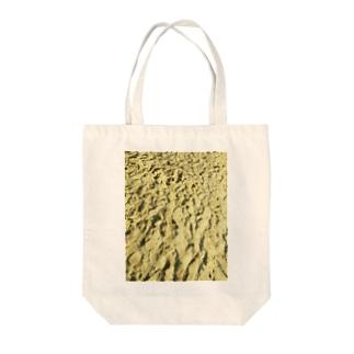 砂丘 Tote bags