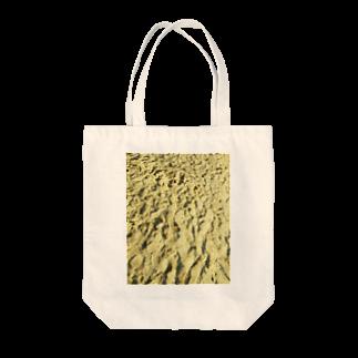 アシベズヘアの砂丘 Tote bags