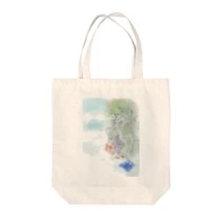 ライラック〜追憶〜 Tote bags