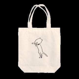 nekodonのnekodon4 Tote bags