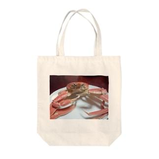 カニかに蟹 Tote bags