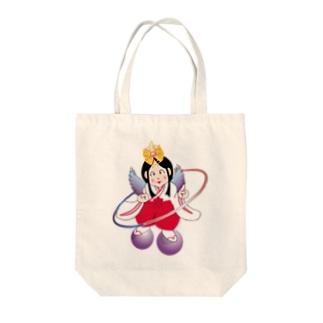 京野双葉 異能兄弟シリーズ02 Tote bags