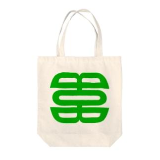 DJBOZZのBOB GREEN Tote Bag