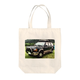 FORD EXPLORER Tote bags