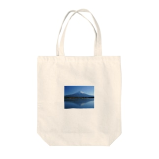 Mount Fuji Tote bags