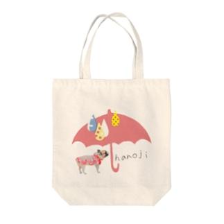 hanojiうちの子 Tote bags