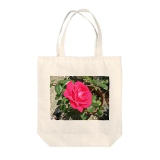 薔薇ver.1 Tote bags