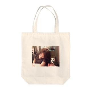 バー禁! Tote bags