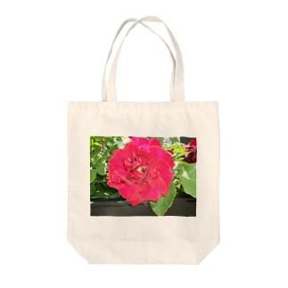 Beautiful Rose Tote bags