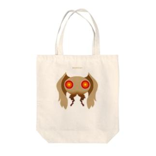 Mothman Tote bags