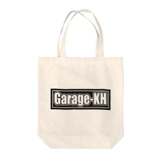 Garage-KHオリジナル Tote bags
