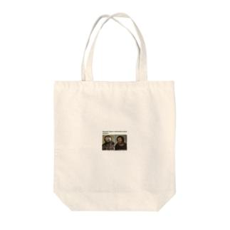 フレスコ画 Tote bags