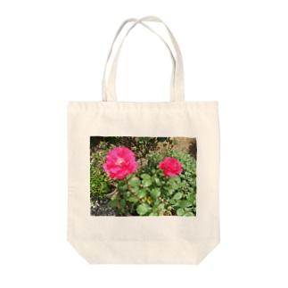 薔薇Ver.2 Tote bags