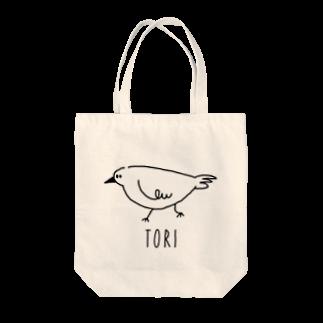 百瀬 ちむのTORI Tote bags