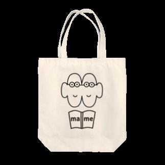 まめぶろのSubculture Tote bags