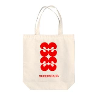 SUPERSTARS トートバッグ