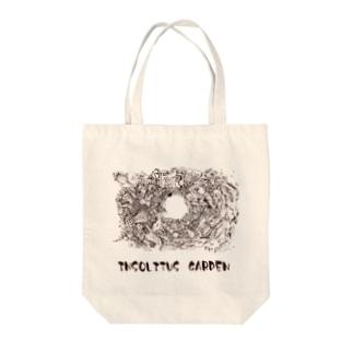 思い出の埋まる部屋 Tote bags