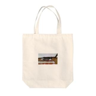 asukaemonの昼寝飛鳥 Tote bags