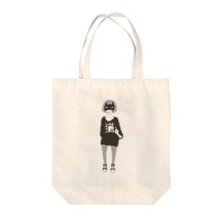 ワルイ オトモダチ 男子mono Tote bags