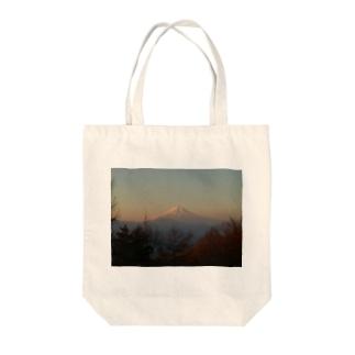 日本の山 Tote bags