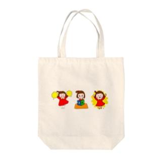 ニコグッズ Tote bags