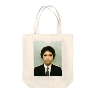 joytomo証明写真 Tote bags