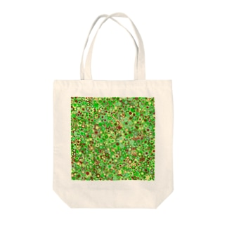 Camouflage(Flower) Tote bags