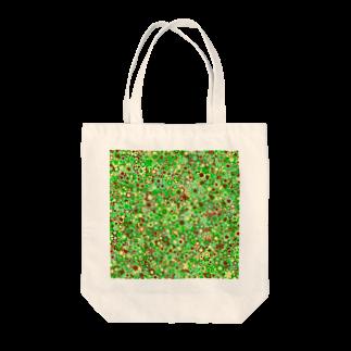 レオナのCamouflage(Flower) Tote bags