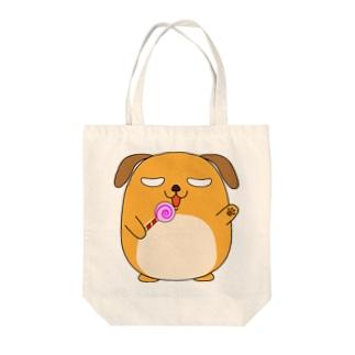 駄犬 Tote bags