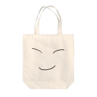 ほほえみ n001 toto Tote bags